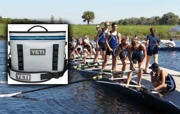 Win a Yeti cooler from the Sebastian River High School Rowing Team.