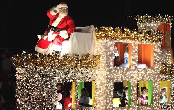 The 2017 Vero Beach Christmas Parade kicks off on Dec. 2, 2017.