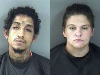 Indian River County Sheriff's Office arrest two people on home burglary charges in Vero Beach.