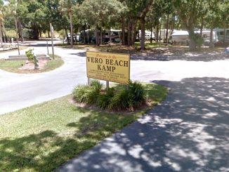 Man shoots himself at Vero Beach Kamp.