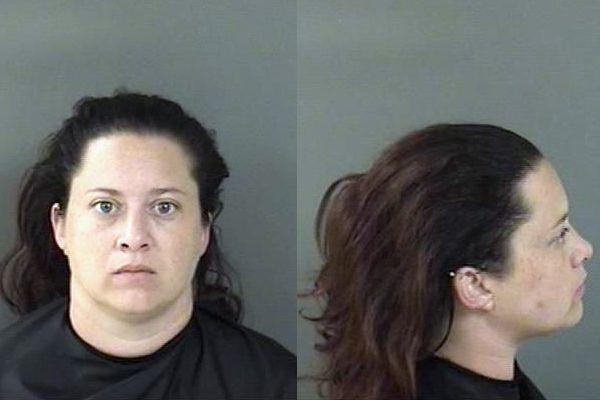 Vero Beach police seek to arrest Brittany Rose Taylor.