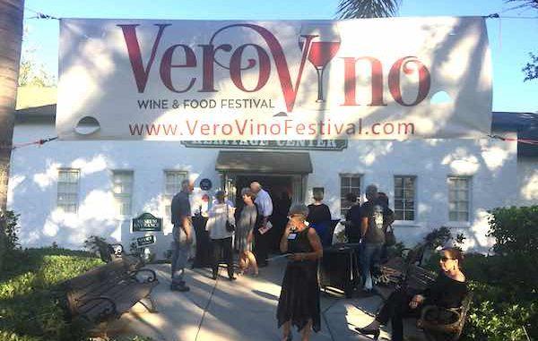 1st Annual Vero Vino Festival was a success.