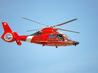 Coast Guard searching for missing swimmer at Wabasso Beach Park.