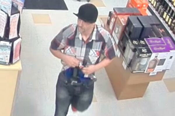 Sebastian Police Department is trying to identify a robbery