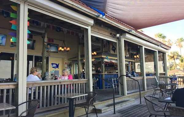 Salty's in Sebastian has closed without notice or reason.