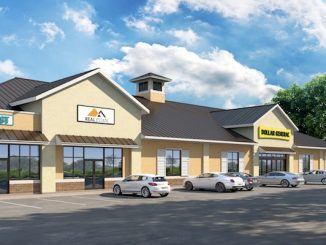 Another Dollar General store will go into a new plaza where the Exxon used to be in Sebastian.