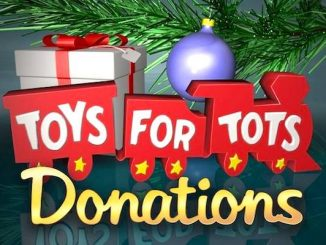 Sebastian Police Department to host Toys for Tots drive with U.S. Marine Corps and Walmart.