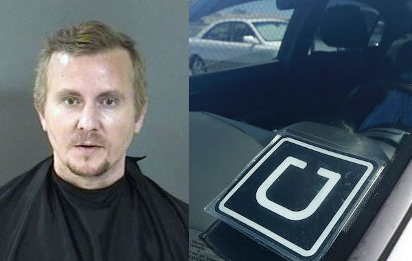 An Uber driver called the Vero Beach Police Department after his passenger bought drugs.