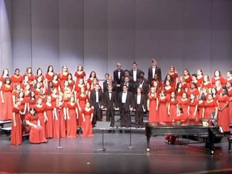 Vero Beach High School 2017 Annual Winter Wonderland Holiday Concert.