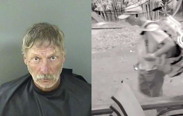 Vero Beach man arrested for burglarizing the Kilted Mermaid.