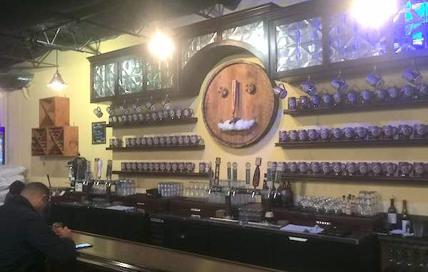 Pareidolia Brewing Co. presents the Game Face Night on Thursdays.
