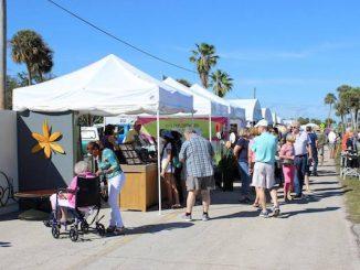 17th Annual Sebastian Riverfront Fine Art and Music Festival in Florida.