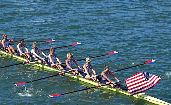 Meet the 2020 USA Olympic Rowing Team this Friday at Captain Hiram's Resort.