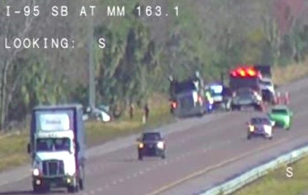 Gia Katelin Alban, of Kissimmee, Florida, was killed Friday afternoon in a crash on Interstate 95 in southern Brevard County.