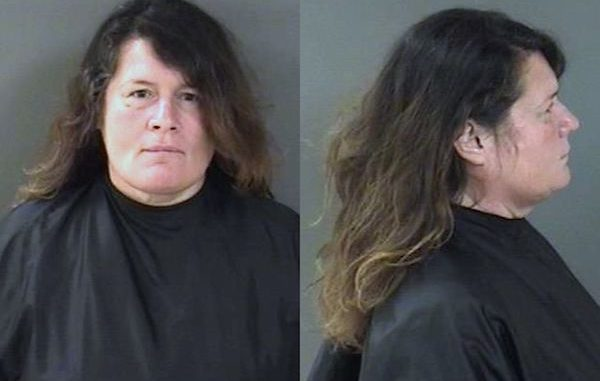 Tammy Roseman of Vero Beach has been arrested 63 times in Indian River County.