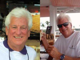 Tom Collins, Capt. Hiram's Resort founder.