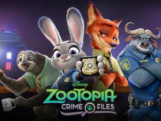 Zootopia movie night hosted by Sebastian Police Department.