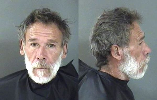 For a second time in a year, Anton Bruce Elliott of Vero Beach was arrested for causing a disturbance at the same Wendy's restaurant.