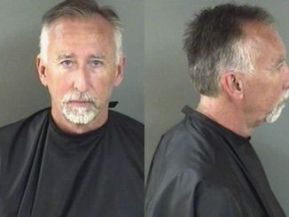 Former Indian River County assistant fire chief Brian Burkeen was arrested and charged with stealing thousands of dollars from the county.