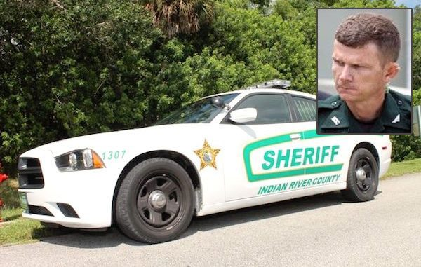 Former Indian River County Sheriff's Deputy Steve Peek, of Vero Beach, pleads guilty.