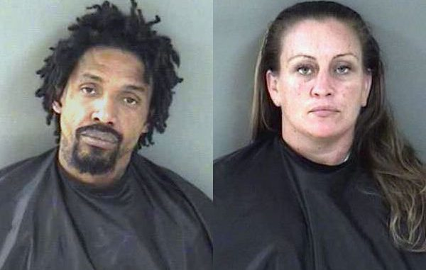 William L. Watson and Jessica Dollins were arrested in Vero Beach while Indian River County Sheriff's Deputies were conducting surveillance in preparation to serve a search warrant.