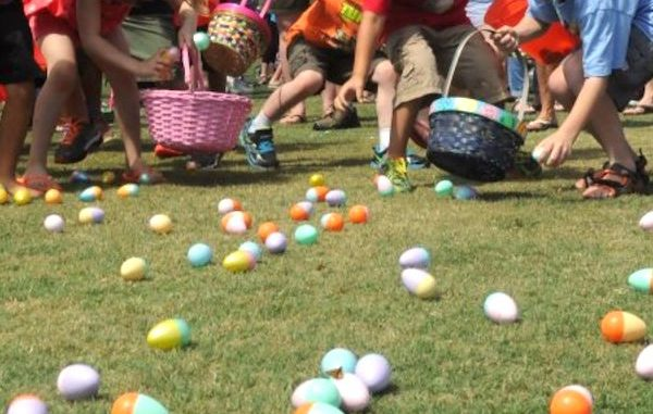Sebastian Easter Egg Hunts will be all around town.