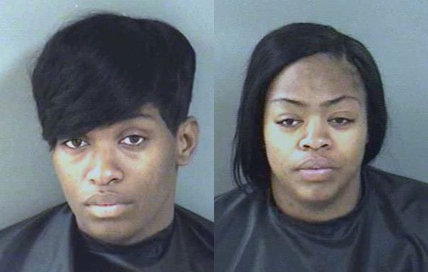 Sophia Monae Shepherd, 30, and Chiquita Lashae McGee, 29, are accused of opening credit cards in their names, but under the victim's accounts in Vero Beach.