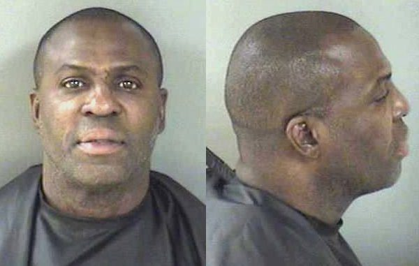 Gerald Lenn Taylor, of Vero Beach, was arrested after passing a $100 counterfeit bill.