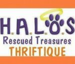 Halo's Rescued Treasures Thriftique