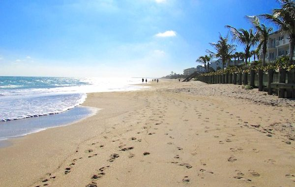 A new state law could restrict the public from using the beach near hotels, condos, and other property.