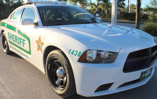 Indian River County Sheriff's Sergeant John Cronenberg was arrested