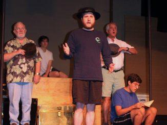 The Fantasticks comes to the Vero Beach Theatre Guild.