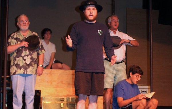 The Fantasticks comes to the Vero Beach Theatre Guild.