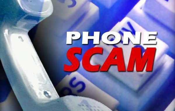 Indian River County residents are receiving calls from a person claiming to be from Vero Beach Utilities.