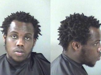 Lavonte Irvin told police he started a fire at the Vero Beach High School.