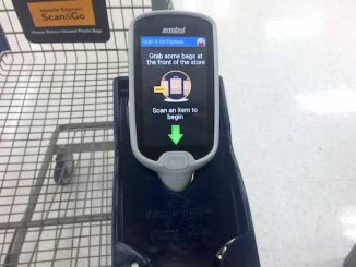 Walmart removes Scan & Go handhelds at Sebastian store.
