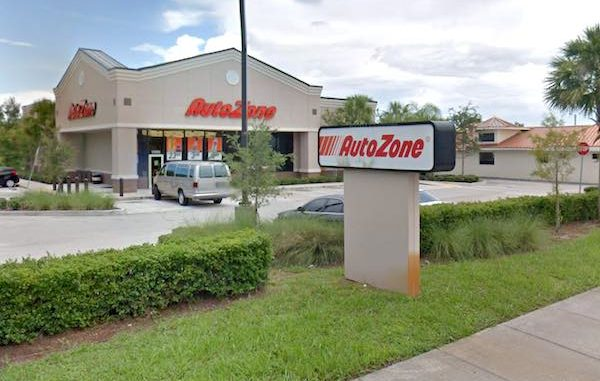 Man found asleep in AutoZone truck in Vero Beach.