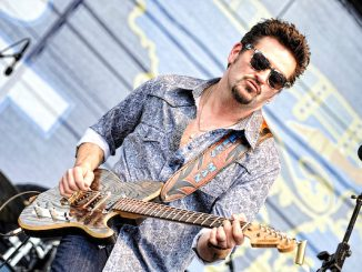 Mike Zito to perform at Earl's Hideaway this Sunday from 2-6 p.m.