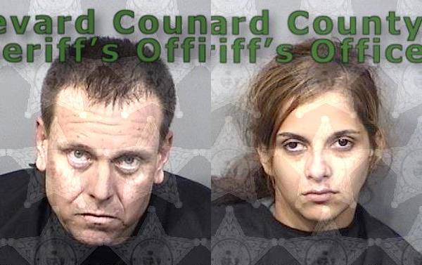 Two people face multiple drug charges in Barefoot Bay.