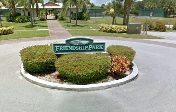 Sebastian residents asked to be patient over pickleball courts at Friendship Park.