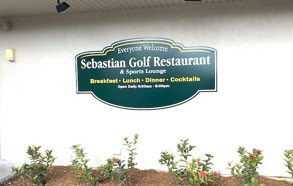 Sebastian Golf Restaurant and Lounge