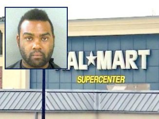 Walmart store employee caught stealing video games in Vero Beach.