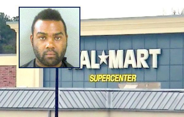 Walmart store employee caught stealing video games in Vero Beach.