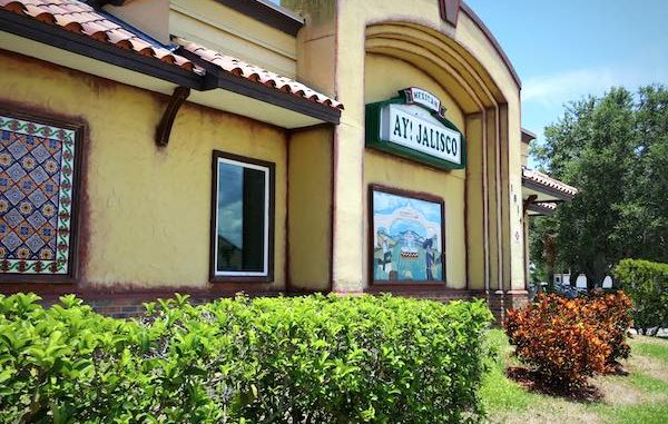 Mexican restaurant Ay Jalisco was shut down for health violations in Sebastian, Florida.