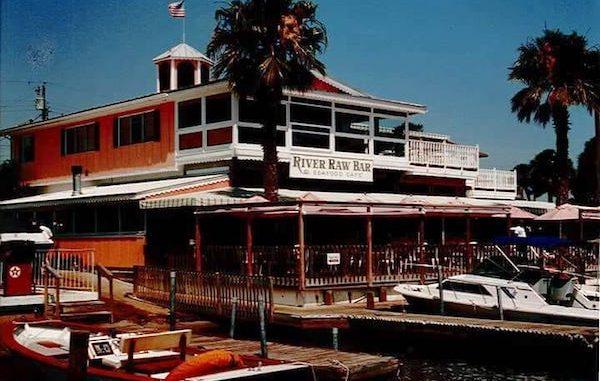 Old school Captain Hiram's reunion in Sebastian, Florida.