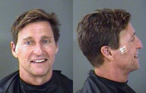 Boater accused of punching girlfriend on boat in Sebastian, Florida.