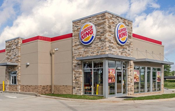 Is Burger King building another restaurant in Sebastian, Florida?
