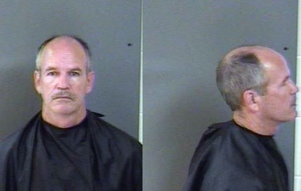 A man was arrested for having illicit photos on his phone in Sebastian, Florida.