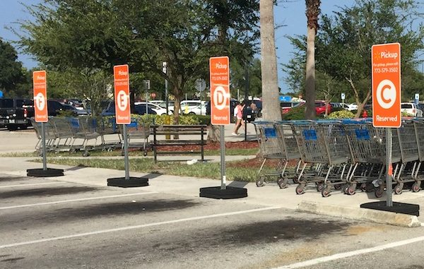 Walmart Grocery Pickup coming to Sebastian, Florida.