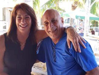 Mark & Maria Medina of Boathouse Pub in Grant, Florida.